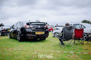 Scottish Festival of Motoring Crowd